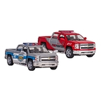 CHEVROLET SILVERADO POLICE/FIREFIGHTER CAR