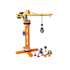 Construction crane set