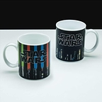 STAR WARS LIGHTSABER HEAT CHANGE MUG DV