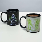 MUG STAR WARS CHANGEANT DEATH TROOPER