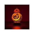 LAMPE STAR WARS VIII - BB-8 LIGHT