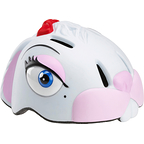 White rabbit helmet