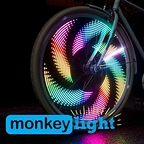 Monkey Light M232 - Front or rear light