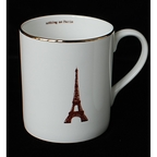Mug Paris Tu me manques