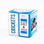 Edible insects - Crickets salt & vinegar
