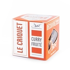 Insectes comestibles - Criquets Curry fruité