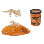 Dino Skeleton Jurassic Putty