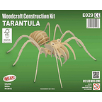 Toy Kit Tarantula Wood