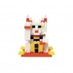Nanoblock Cat Fortune