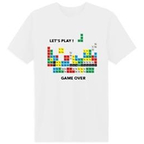 White Tshirt Periodic Table
