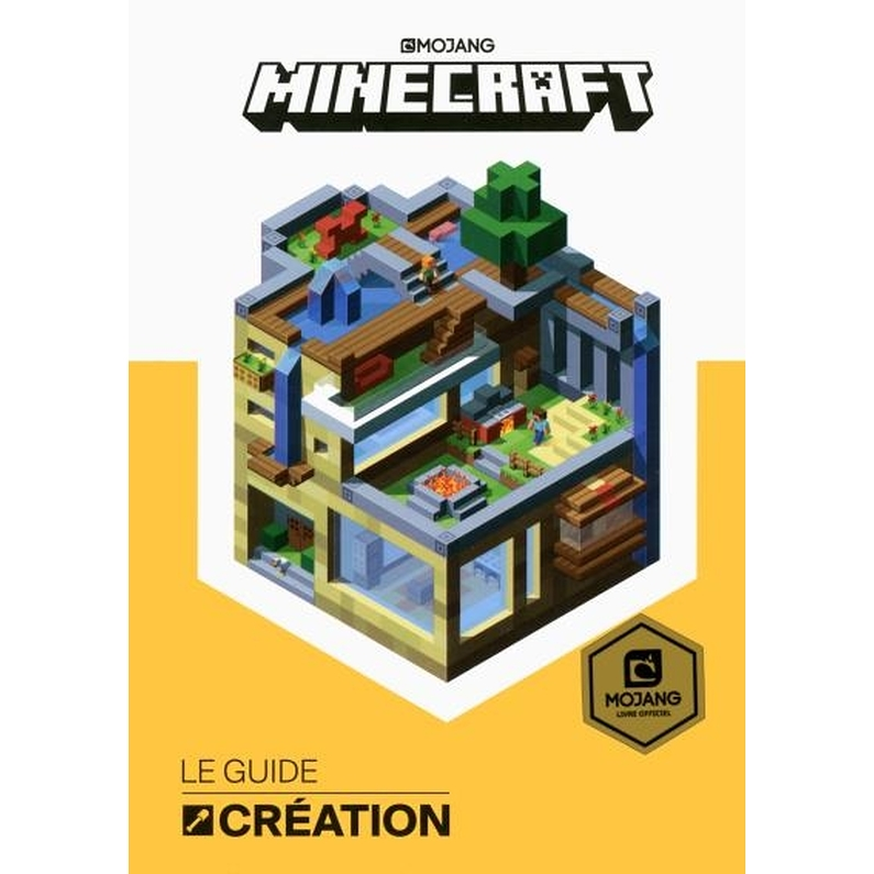 Minecraft Guide Officiel Creation