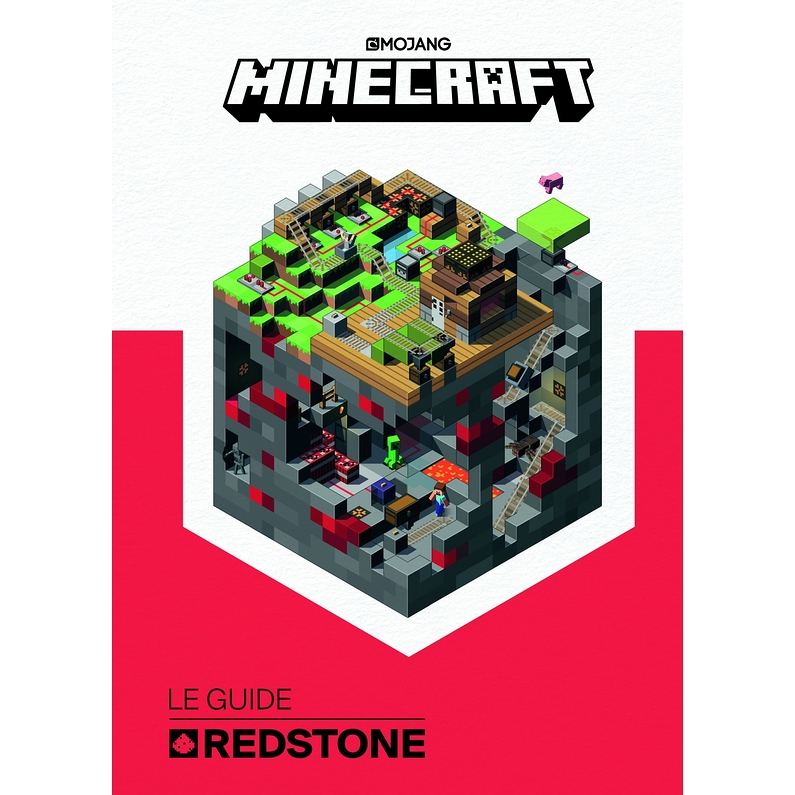 Minecraft Guide Officiel Red Stone