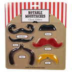 Notable Moustaches - Classic