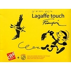 Lagaffe touch