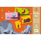 Toy Puzzle Duo Mom Et Baby