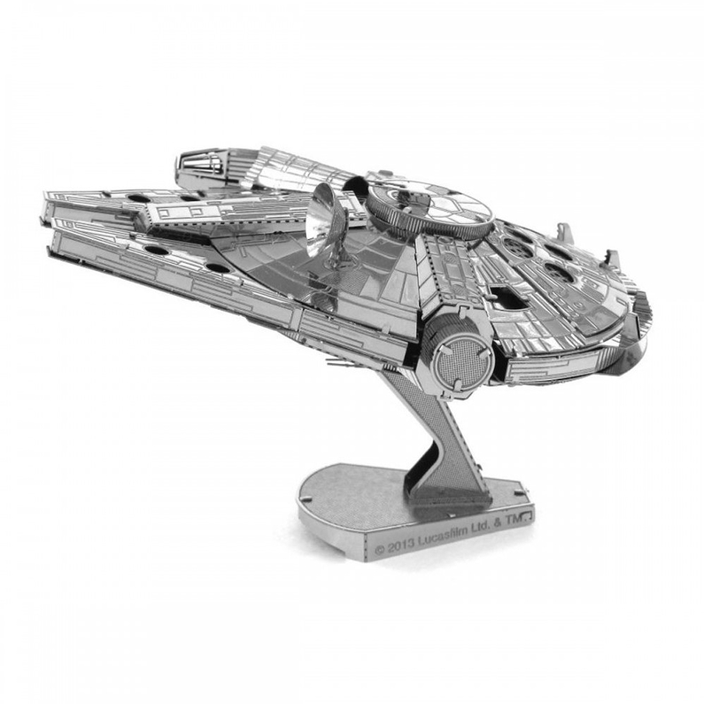 Metal Kit 3D Millennium Falcon