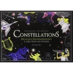 Constellations, a phosphorescent book to read under the stars