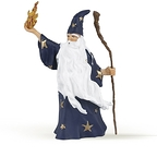Figurine Merlin l'enchanteur