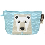 Polar Bear Toilet Bag